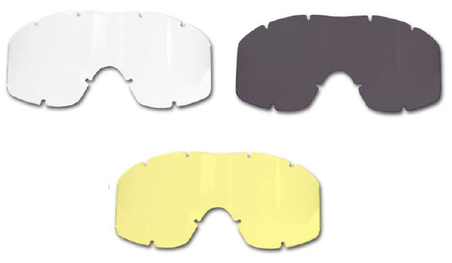 6197047e9159 ESS Striker™ Series replacement lenses are compatible with all Striker™  Series goggles: ESS Flight Deck, Land Ops, Vehicle Ops, Striker TurboFan,  ...